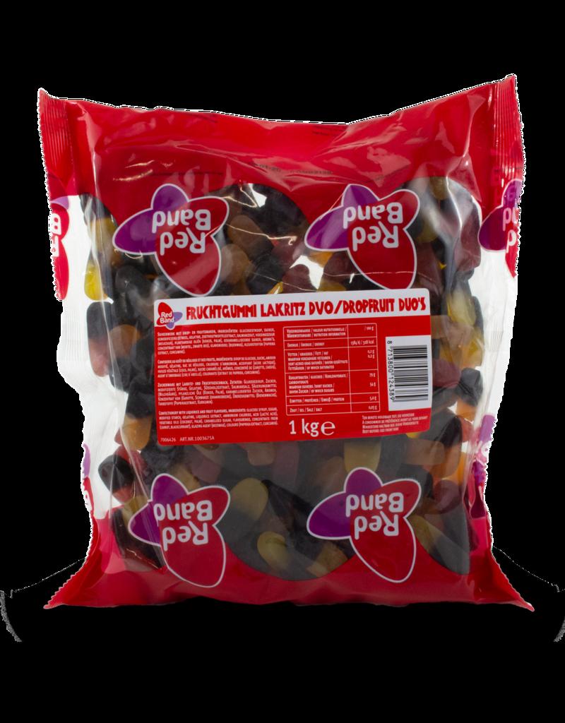 Venco Red Band Dropfruit Duos 1kg