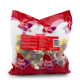 Red Band Tum Tums 1kg