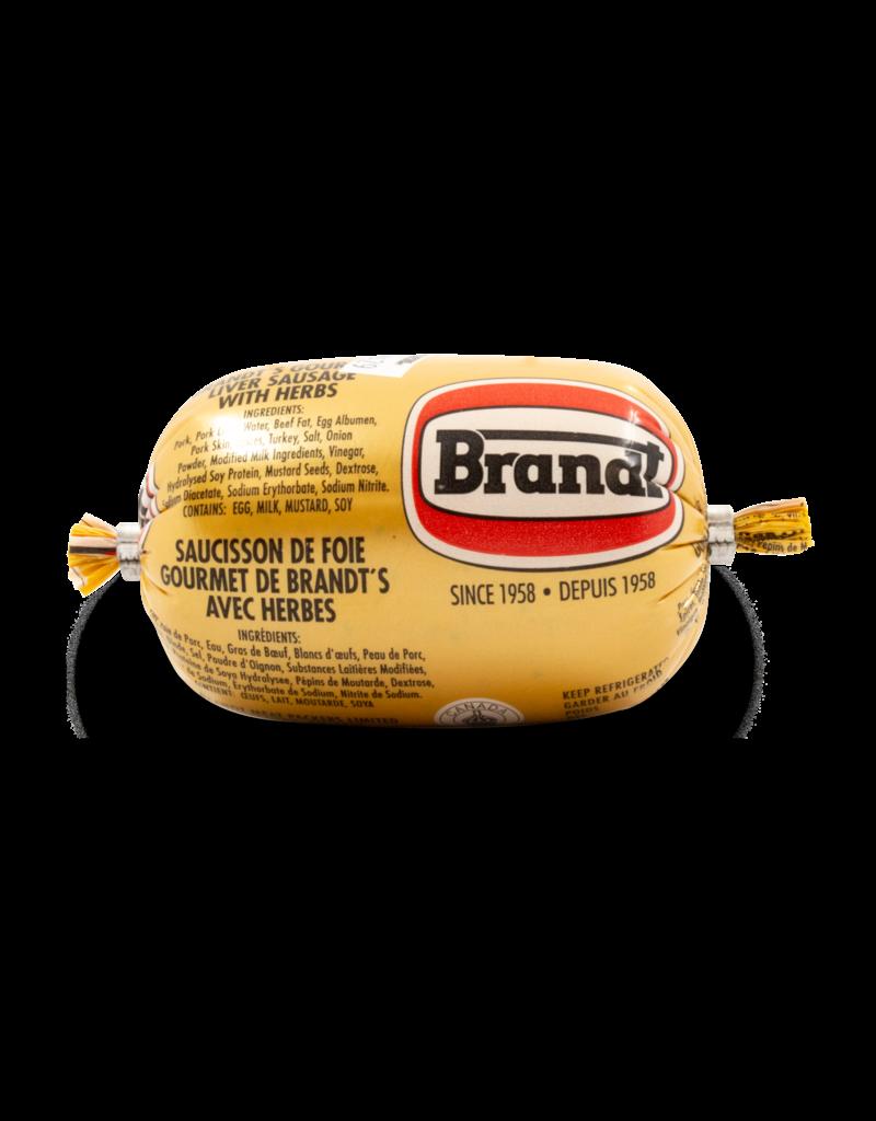 Brandt Liver Sausage Herb  Chub