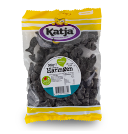 Haringen Herring Shaped Dropjes 500g