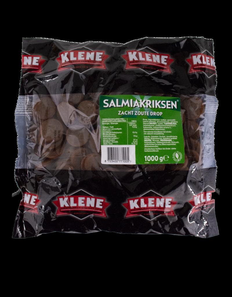 Klene Klene Salmiak Riksen 1kg