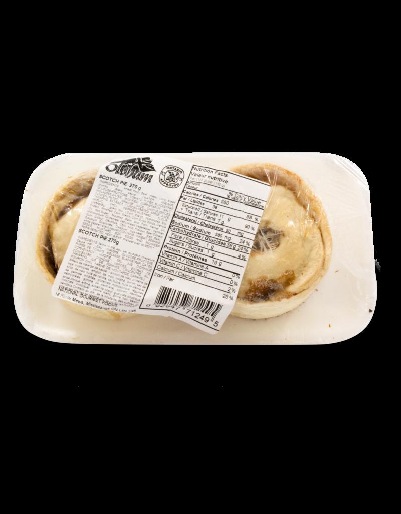 Oldham Oldham Scotch Pie 210g
