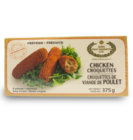 Roos 6 Prefried Chicken Croquettes
