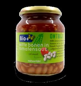 Bio+ Organic White Beans in Tomato Sauce 360g