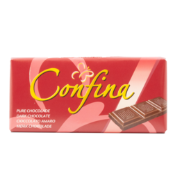 Confina Dutch Dark Chocolate 100g