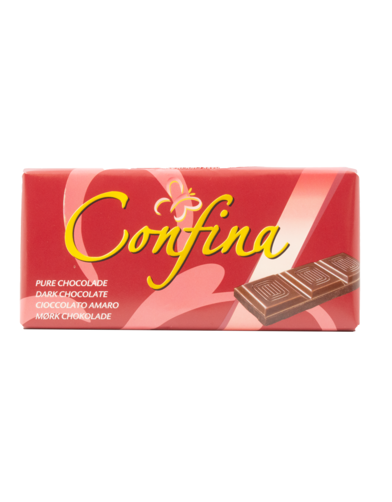 Confina Confina Dutch Dark Chocolate 100g