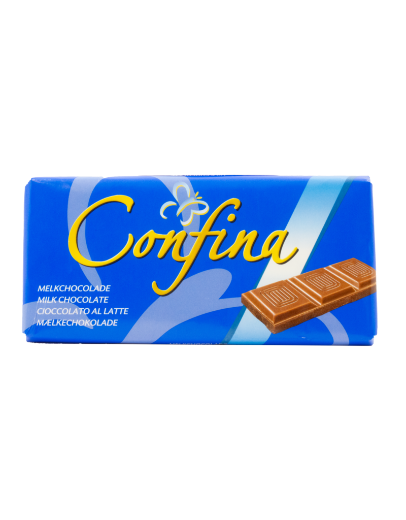 Confina Confina Dutch Milk Chocolate 100g
