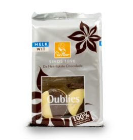 DeHeer Chocolate Oublies 150g