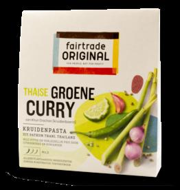 FairTrade Green Curry Paste 70g