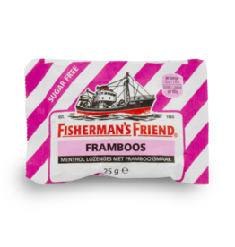 Fisherman's Friend Raspberry Sugar Free 22pcs