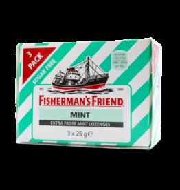 Fisherman's Friend Mint Sugar Free 3pk 3X25g