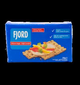 Fjord Wholewheat Knackebrod 250g