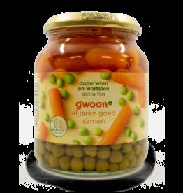 Gwoon Peas & Carrots 330g