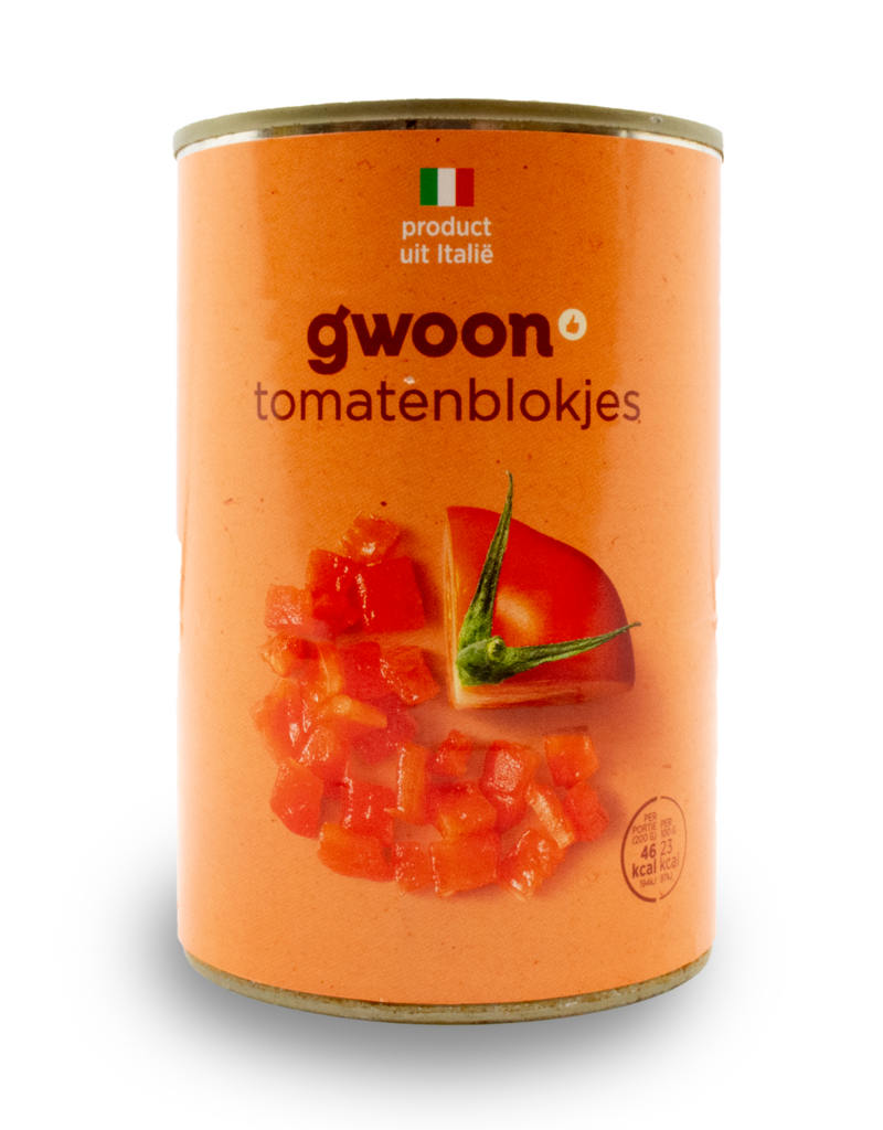 Gwoon Gwoon Diced Tomatoes 400g