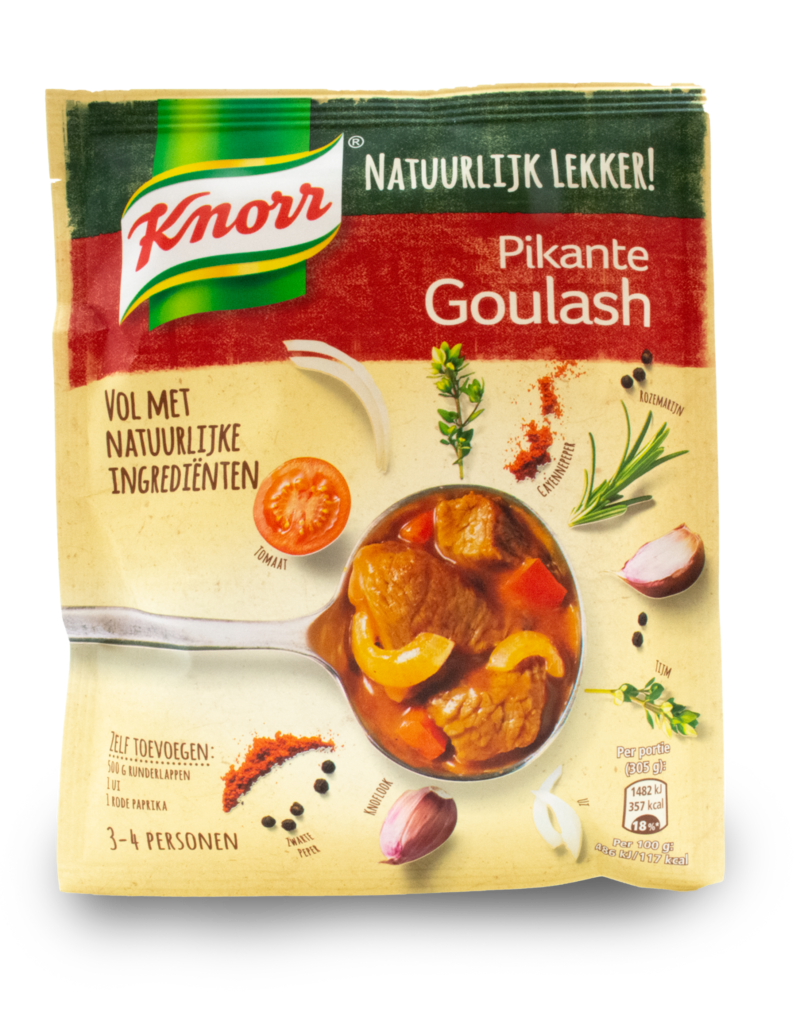Knorr Knorr Goulash Mix 51g