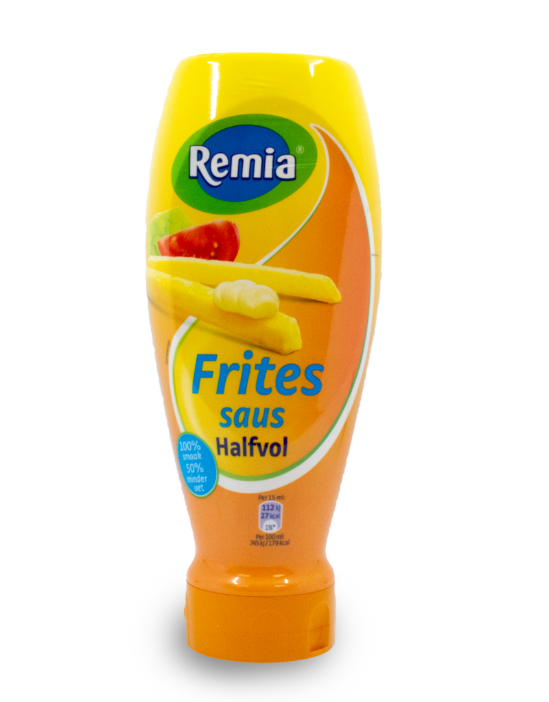 Remia Remia French Fry Sauce - 50% Less Fat 500ml