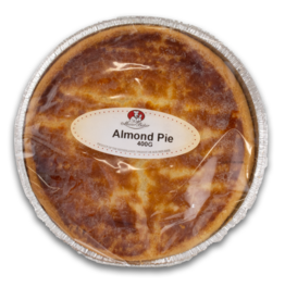 Cafe Amsterdam Almond Filled Pie 400g