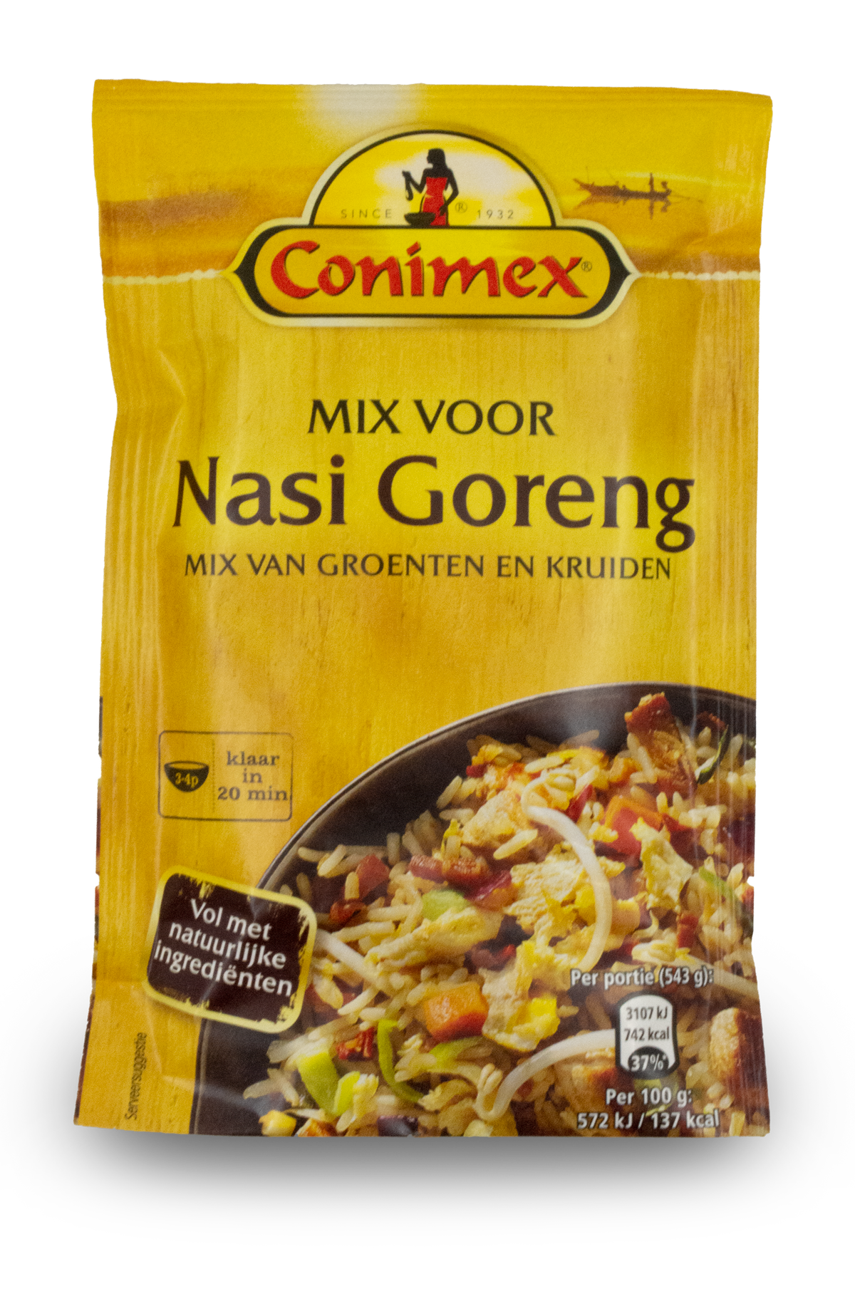 Conimex Nasi Goreng Mix 39g - The Dutch Shop | European Deli, Grocery, Lifestyle & More