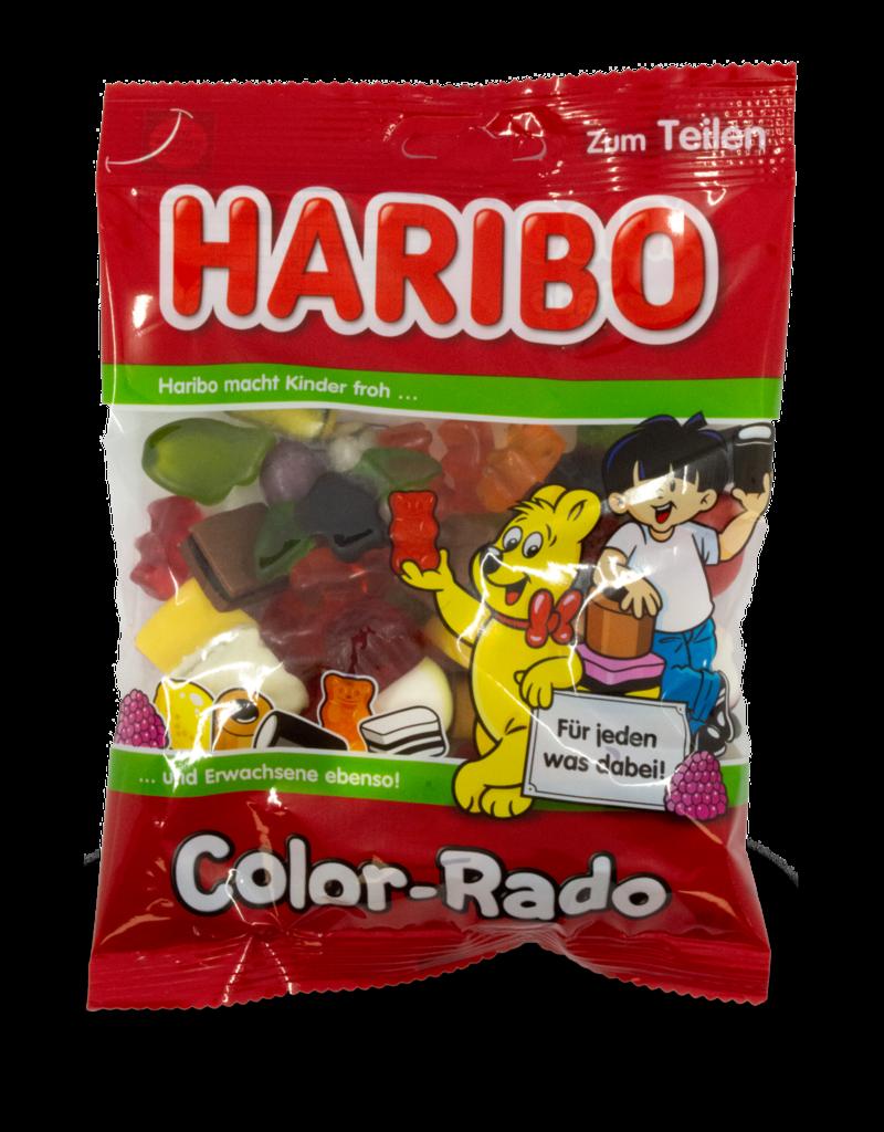 Haribo Haribo Colour Rado Jellys 200g