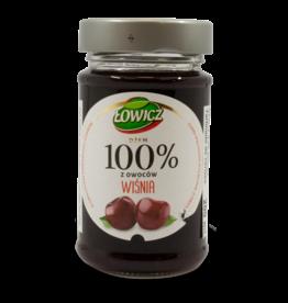 Lowicz 100% Sour Cherry Jam 220g