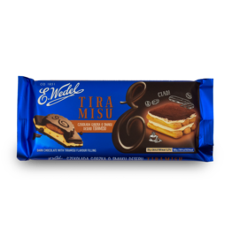 Wedel Chocolate - Dark with Tiramisu 100g