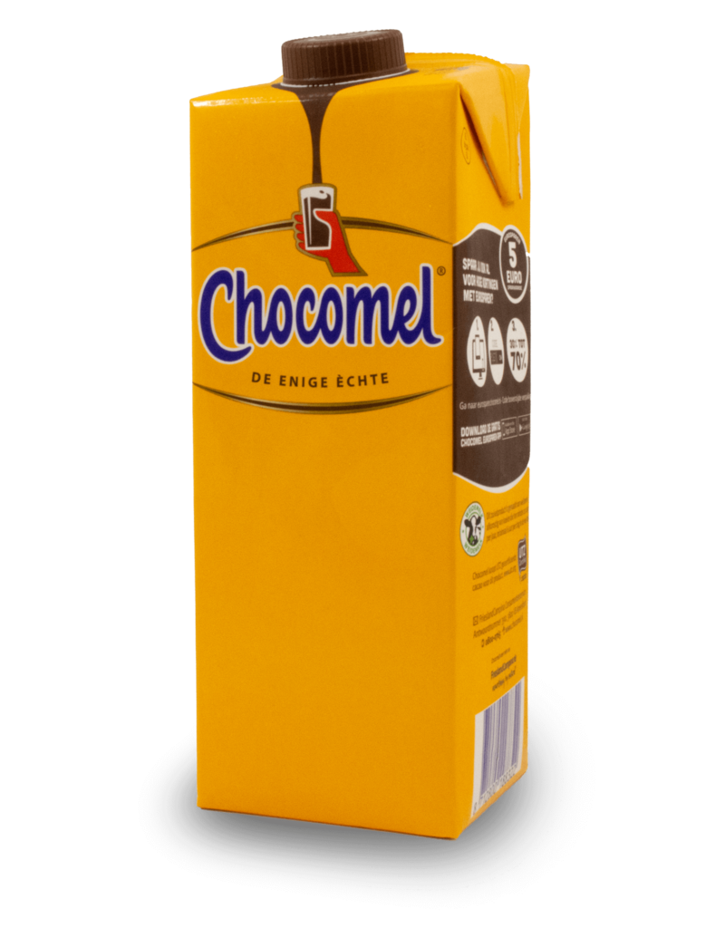 Chocomel Chocomel Chocolate Milk 1L