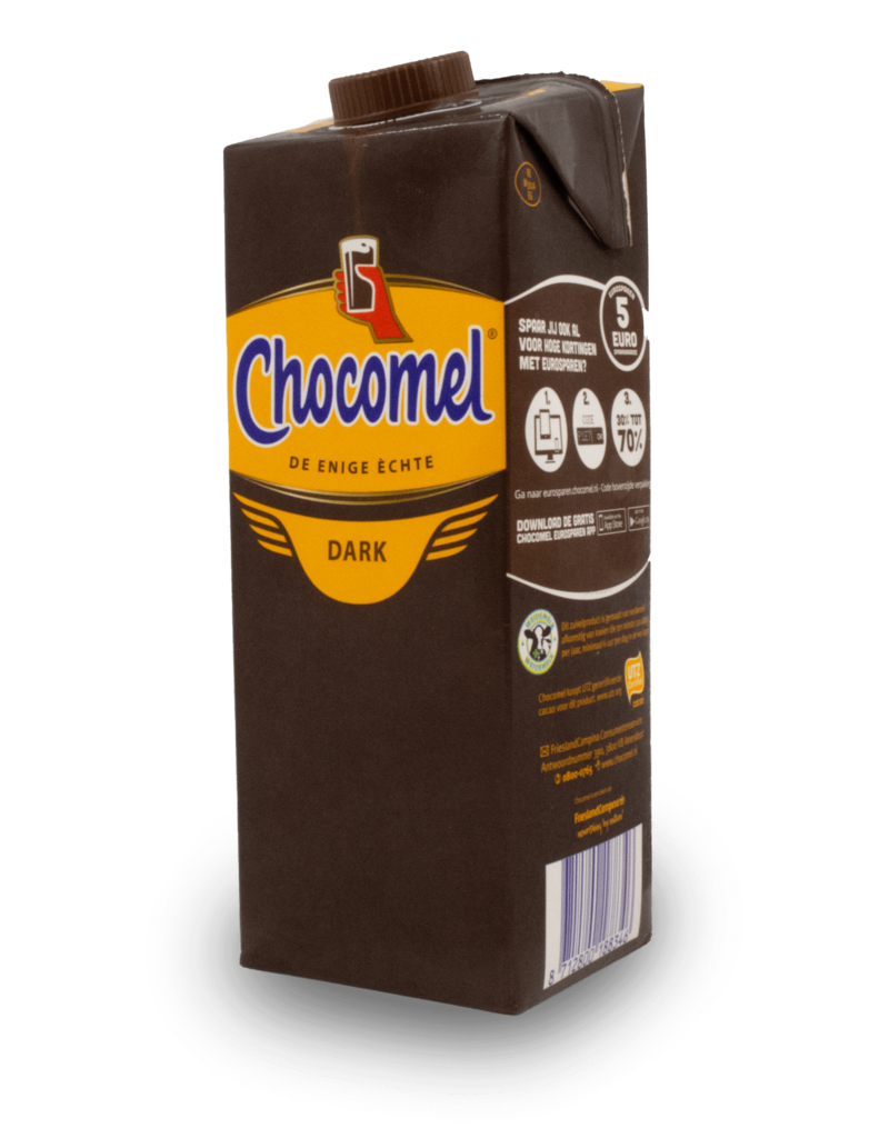 Chocomel Chocomel Dark Chocolate Milk 1L