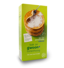 Gwoon Pancake Mix Wholewheat 400g