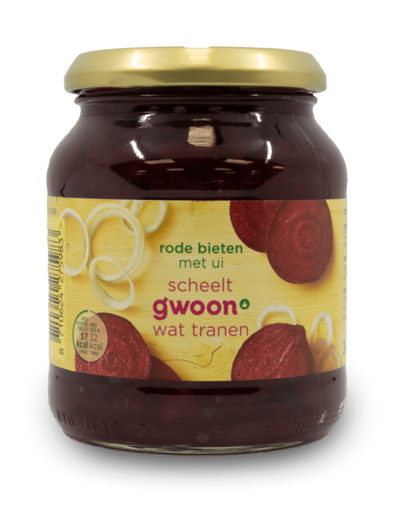 Gwoon Gwoon Red Beets with Onions 340g