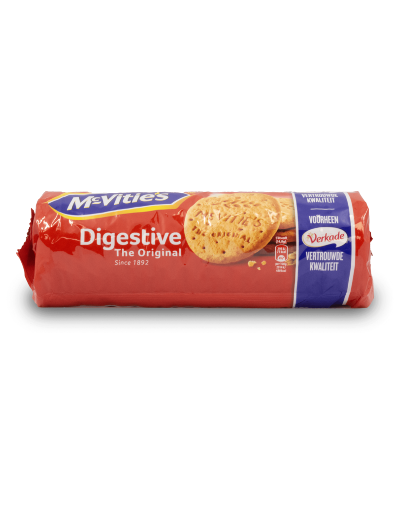 McVities McVities Digestive Cookies - Original 400g