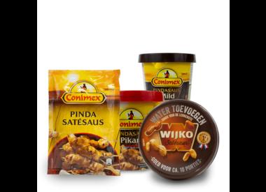 Peanut Sauce (Pindasaus)