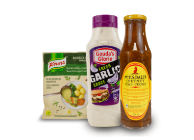 Garlic & Dinner Sauces