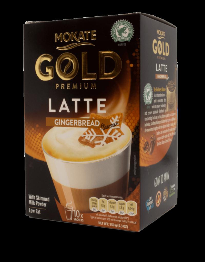 Mokate Mokate Instant Latte - Gingerbread 150g