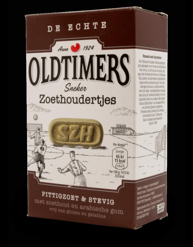 Oldtimers Oldtimers Sneker Zoet Liquorice 235g