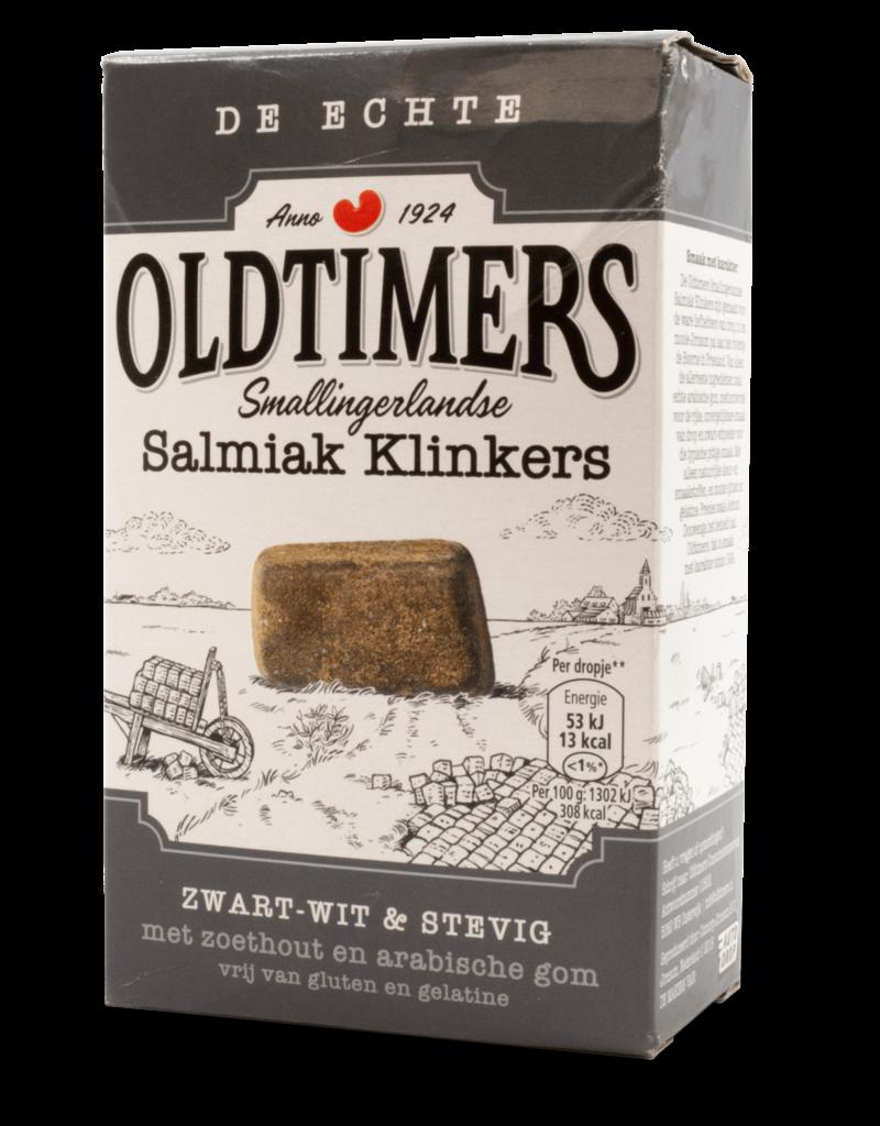 Oldtimers Oldtimers Salmiak Klinkers (Cobblestone) 235g
