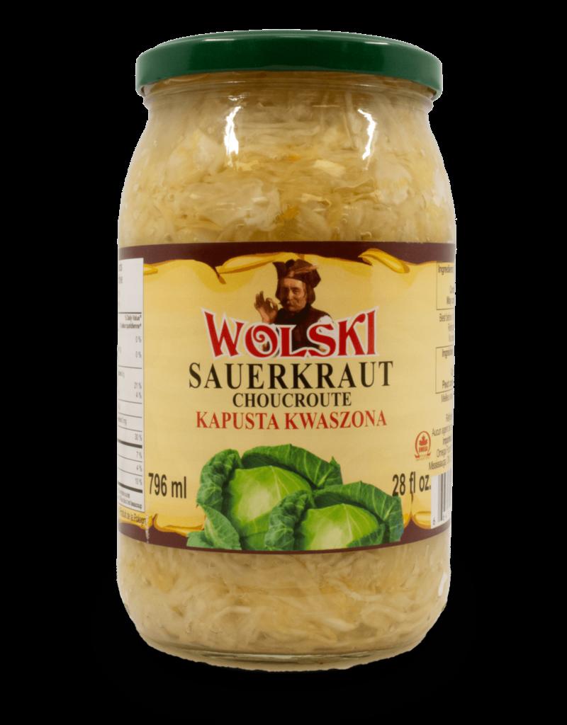 Wolski Wolski Sauerkraut 796ml