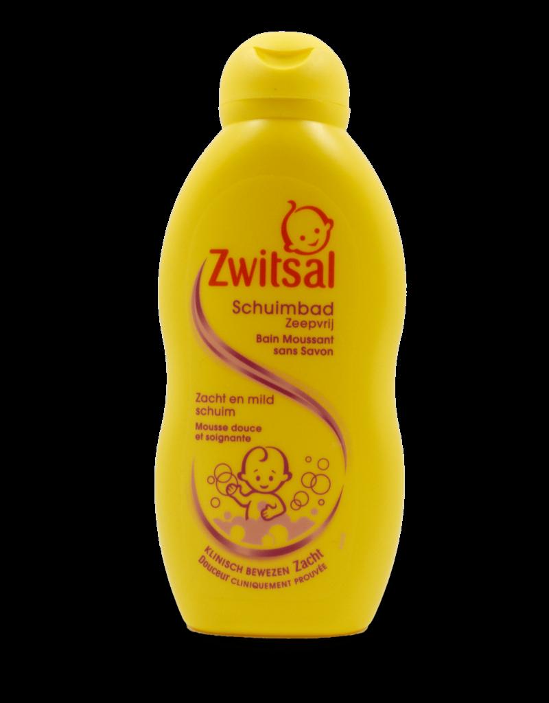 Zwitsal Zwitsal Bubble Bath Soap Free 200ml