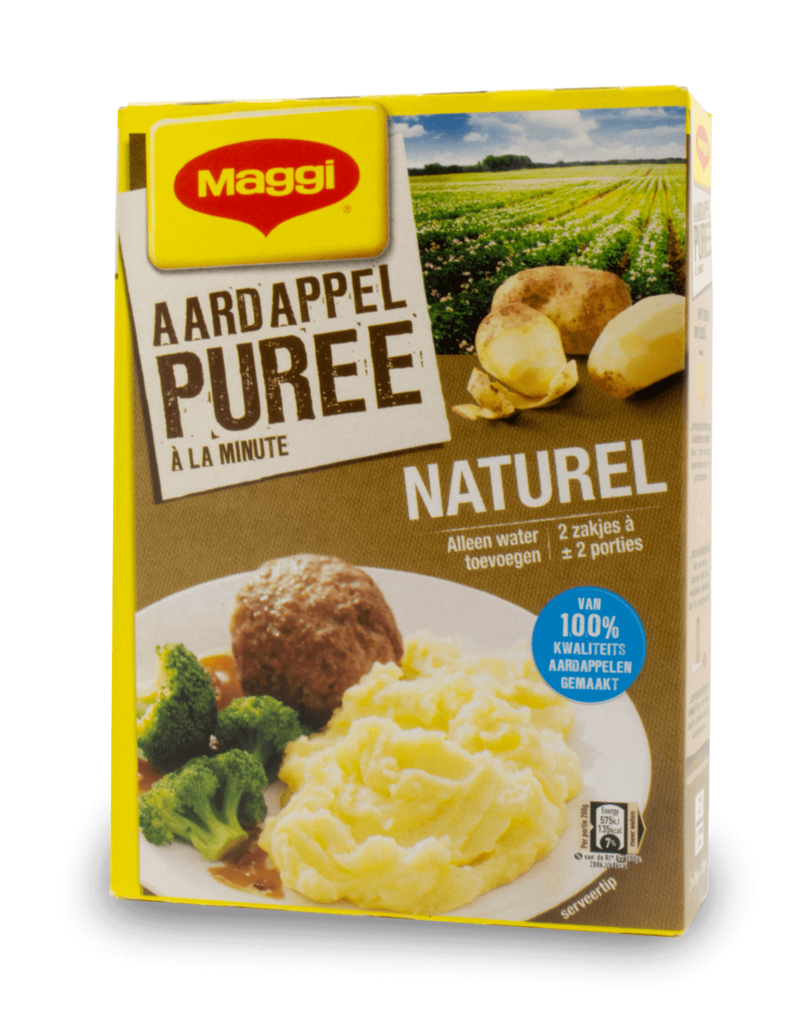 Maggi Maggi Mashed Potato A La Minute 189g