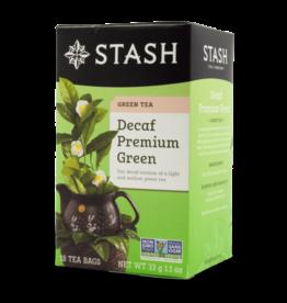 Stash Decaf Premium Green Tea