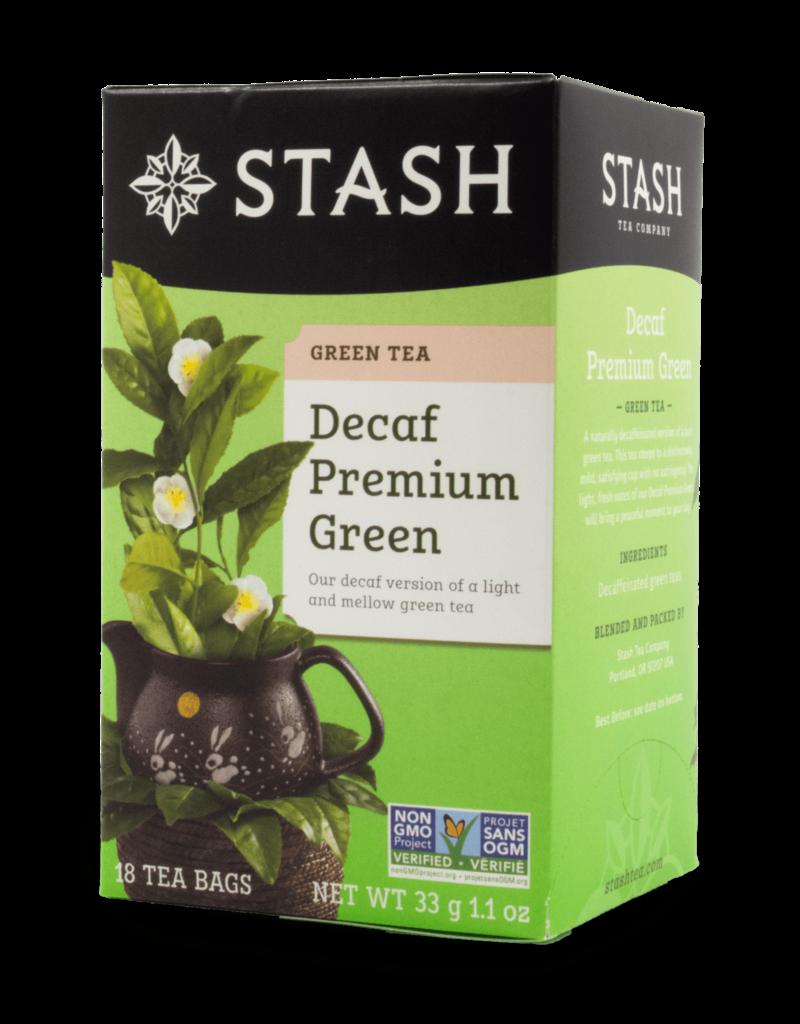 Stash Stash Decaf Premium Green Tea