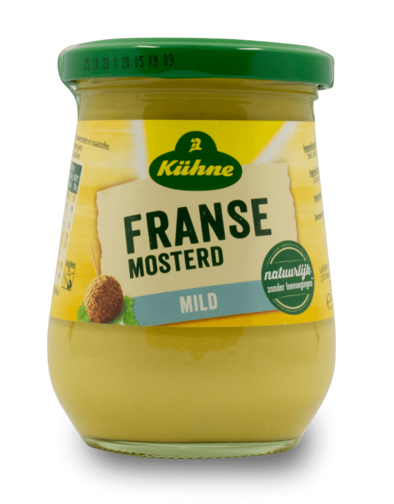 Kuhne Kuhne Mustard - French Style 250ml