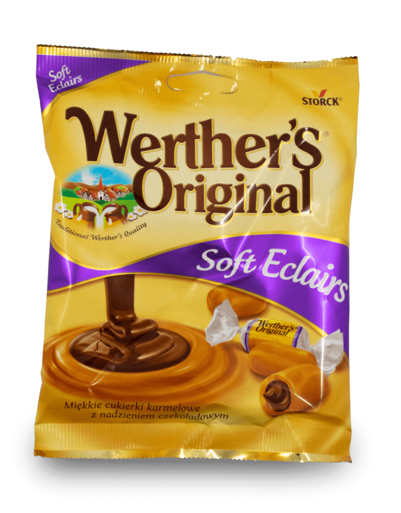 Storck Werthers Soft Eclairs 70g