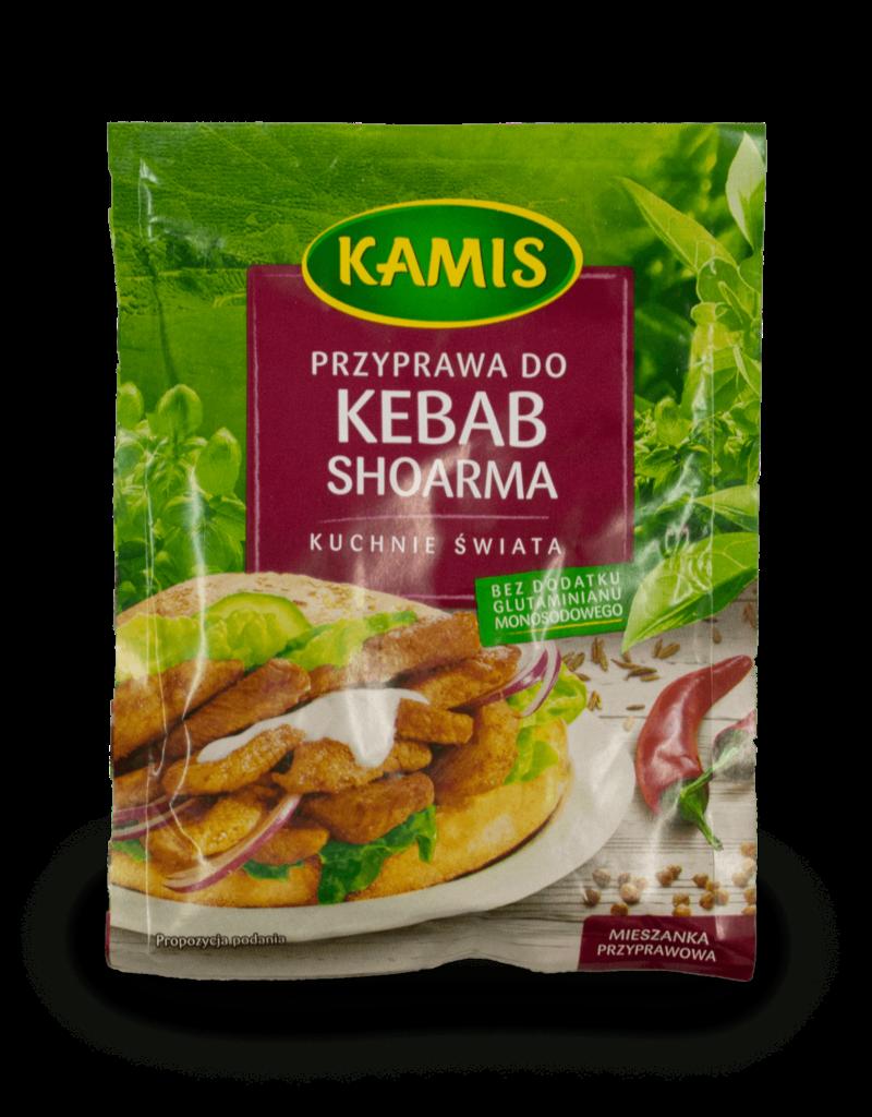 Kamis Kamis Kebab Shoarma Seasoning 25g