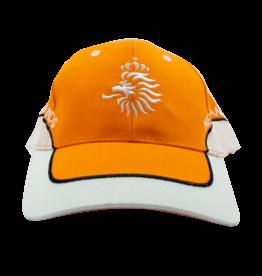 Cap - KNVB Orange White
