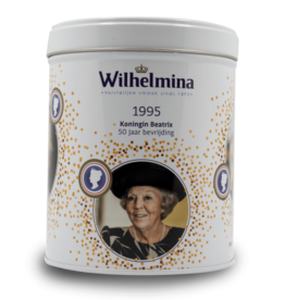 Wilhelmina Wilhelmina 75 Liberation Commemorative Tin 500g