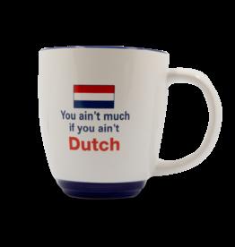 You Ain't Much Mug
