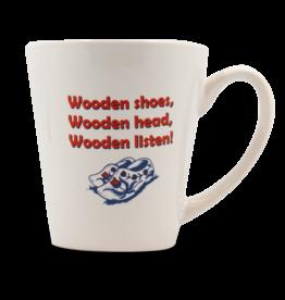 Wooden Shoes Mug