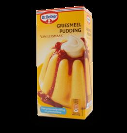 Dr Oetker Griesmel Pudding Vanilla 500g