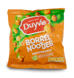 Duyvis Borrelnootjes Provencale Cocktail Nuts 300g