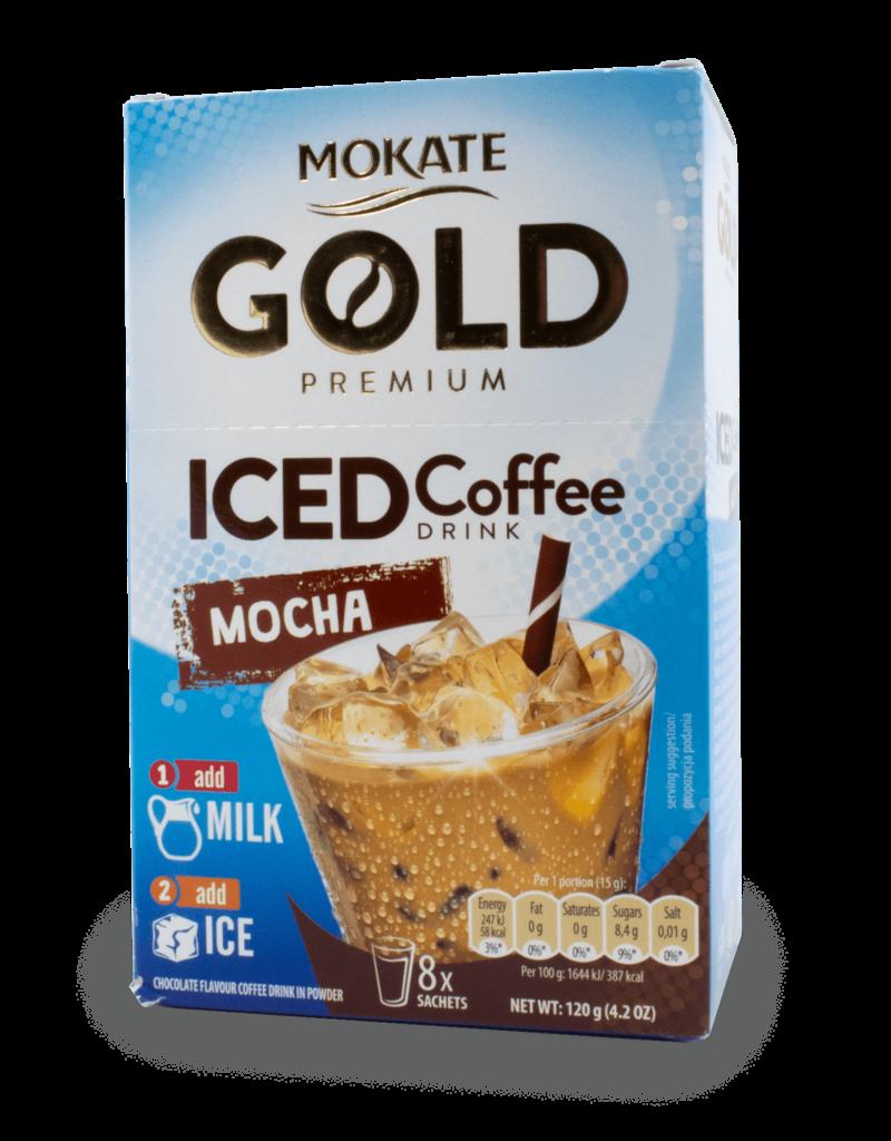 Mokate Mokate Instant Iced Mocha 120g